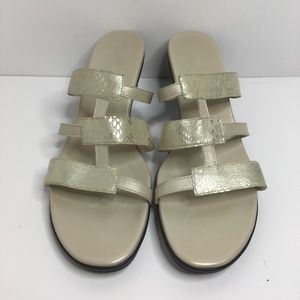 Munro Slip-On Sandals Open-Toe Women Size 11N